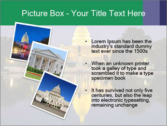 The Capitol Building PowerPoint Template - Slide 17