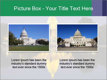 The Capitol Building PowerPoint Template - Slide 18