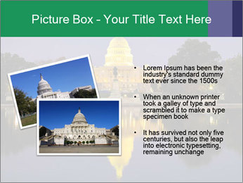 The Capitol Building PowerPoint Template - Slide 20