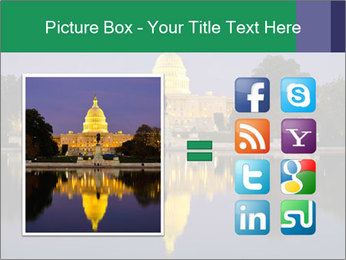 The Capitol Building PowerPoint Template - Slide 21
