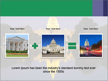 The Capitol Building PowerPoint Template - Slide 22