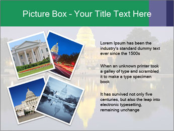 The Capitol Building PowerPoint Template - Slide 23