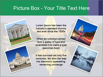 The Capitol Building PowerPoint Template - Slide 24