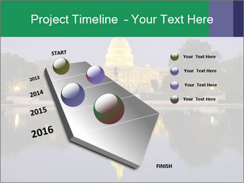 The Capitol Building PowerPoint Template - Slide 26