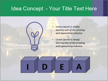 The Capitol Building PowerPoint Template - Slide 80