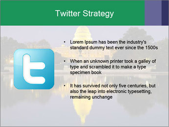 The Capitol Building PowerPoint Template - Slide 9