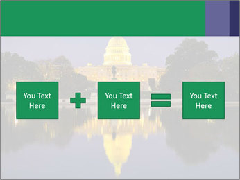 The Capitol Building PowerPoint Template - Slide 95