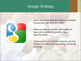 Worker Scanning Package PowerPoint Templates - Slide 10