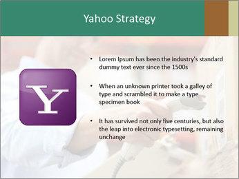 Worker Scanning Package PowerPoint Templates - Slide 11