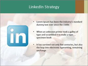 Worker Scanning Package PowerPoint Templates - Slide 12