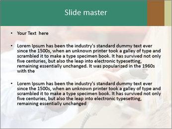 Worker Scanning Package PowerPoint Templates - Slide 2