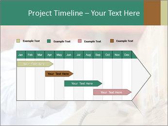 Worker Scanning Package PowerPoint Templates - Slide 25