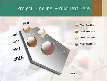 Worker Scanning Package PowerPoint Templates - Slide 26