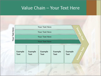 Worker Scanning Package PowerPoint Template - Slide 27