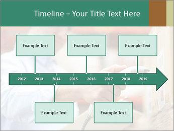 Worker Scanning Package PowerPoint Templates - Slide 28