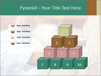 Worker Scanning Package PowerPoint Templates - Slide 31