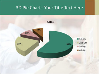 Worker Scanning Package PowerPoint Templates - Slide 35