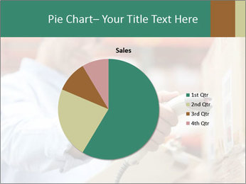 Worker Scanning Package PowerPoint Template - Slide 36