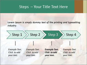 Worker Scanning Package PowerPoint Template - Slide 4