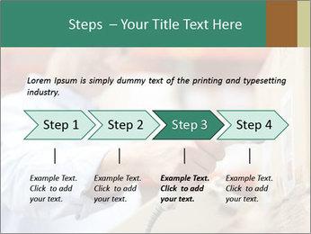 Worker Scanning Package PowerPoint Templates - Slide 4