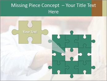 Worker Scanning Package PowerPoint Templates - Slide 45
