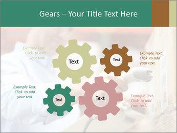 Worker Scanning Package PowerPoint Templates - Slide 47