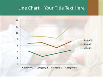 Worker Scanning Package PowerPoint Template - Slide 54