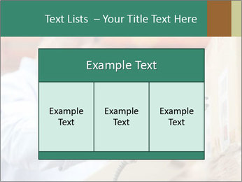 Worker Scanning Package PowerPoint Template - Slide 59