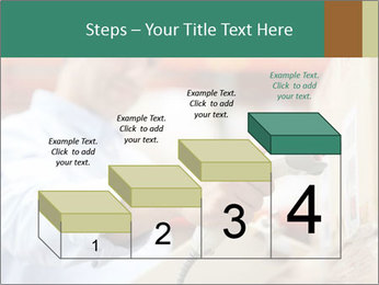 Worker Scanning Package PowerPoint Template - Slide 64