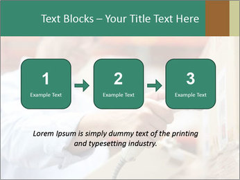 Worker Scanning Package PowerPoint Template - Slide 71