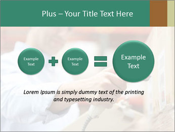 Worker Scanning Package PowerPoint Template - Slide 75