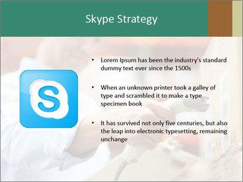 Worker Scanning Package PowerPoint Templates - Slide 8