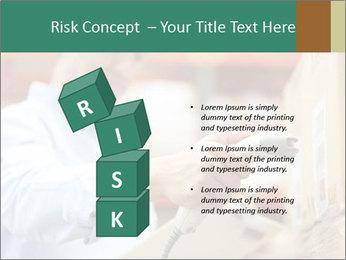 Worker Scanning Package PowerPoint Templates - Slide 81