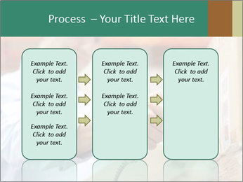 Worker Scanning Package PowerPoint Template - Slide 86