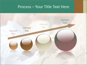 Worker Scanning Package PowerPoint Template - Slide 87