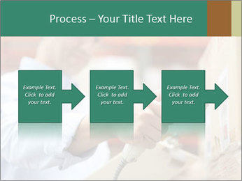 Worker Scanning Package PowerPoint Template - Slide 88