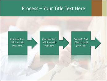 Worker Scanning Package PowerPoint Templates - Slide 88