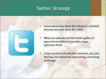 Worker Scanning Package PowerPoint Templates - Slide 9