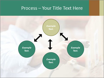 Worker Scanning Package PowerPoint Template - Slide 91