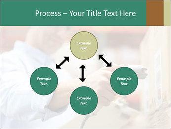 Worker Scanning Package PowerPoint Templates - Slide 91