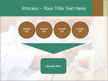 Worker Scanning Package PowerPoint Template - Slide 93
