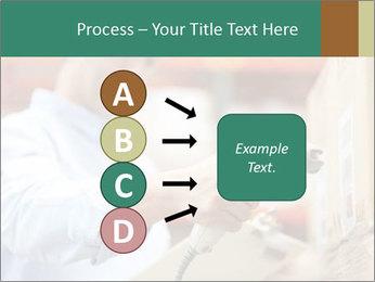 Worker Scanning Package PowerPoint Templates - Slide 94