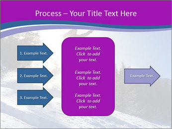 Snowboarder jumping PowerPoint Templates - Slide 85