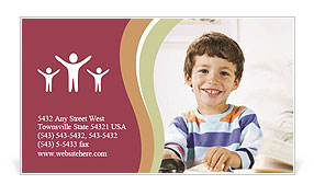 0000094380 Business Card Template