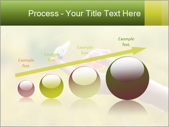 Butterfly PowerPoint Template - Slide 87