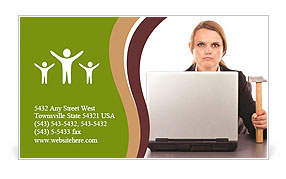 0000094382 Business Card Template