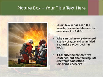 Firefighters PowerPoint Templates - Slide 13