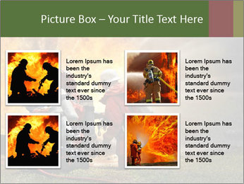 Firefighters PowerPoint Templates - Slide 14