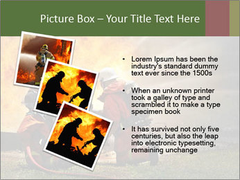 Firefighters PowerPoint Templates - Slide 17