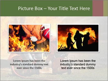 Firefighters PowerPoint Templates - Slide 18